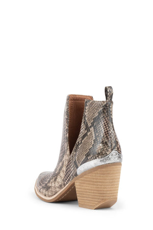 CROMWELL Heeled Bootie ST