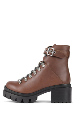 CZECH Boot HS Brown 6