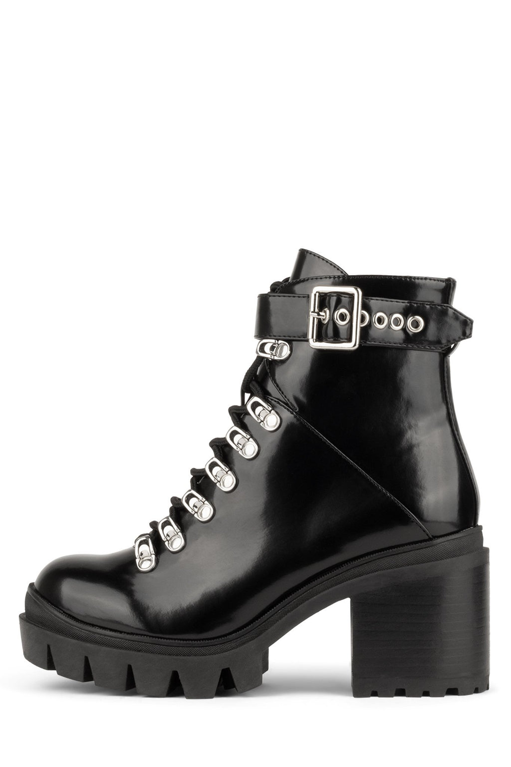 CZECH-HI Platform Boot HS Black Box 6