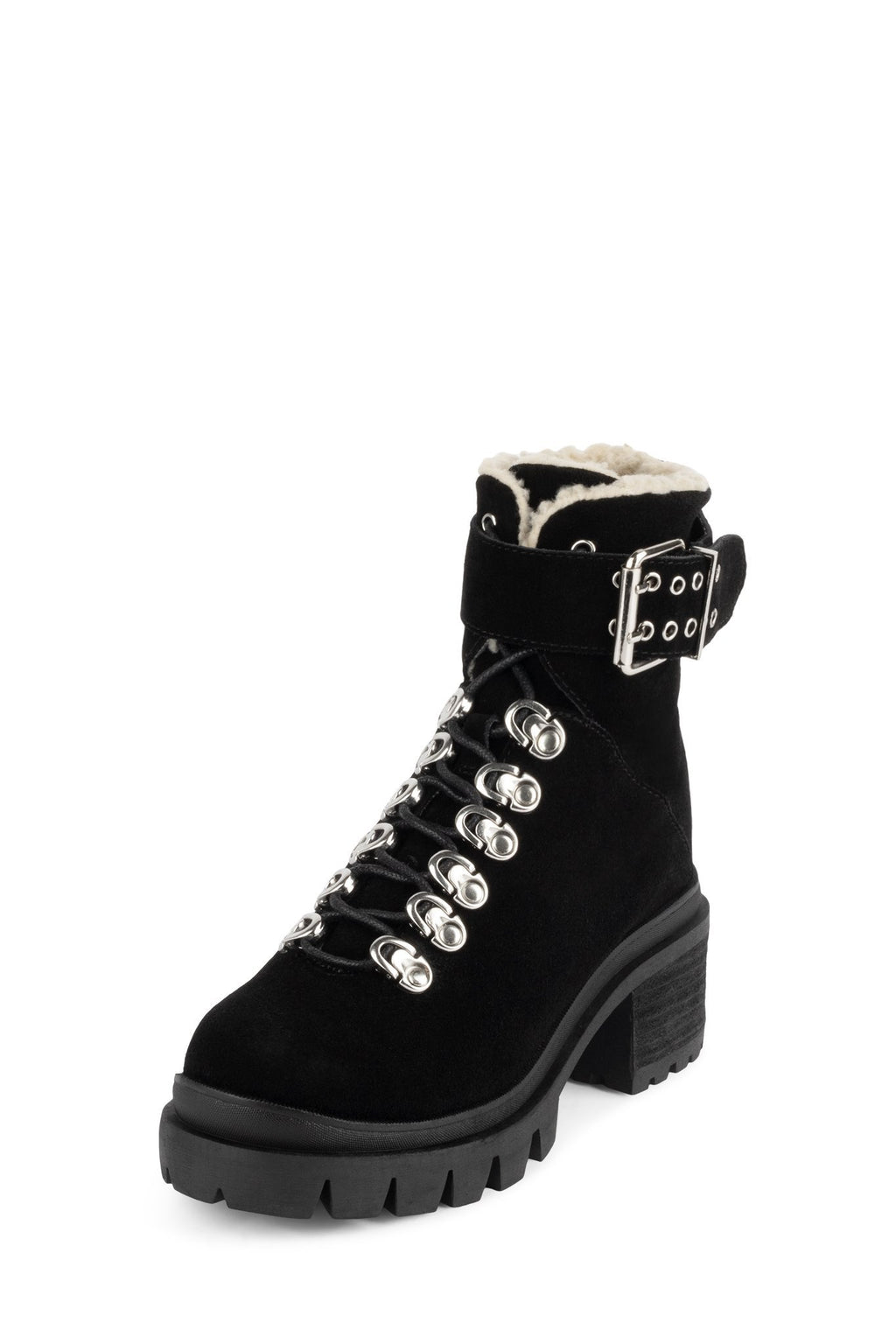 CZECH-SH Heeled Boot HS