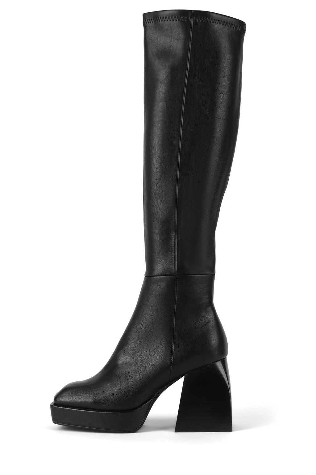 DAUPHIN Knee-High Boot STRATEGY Black 6