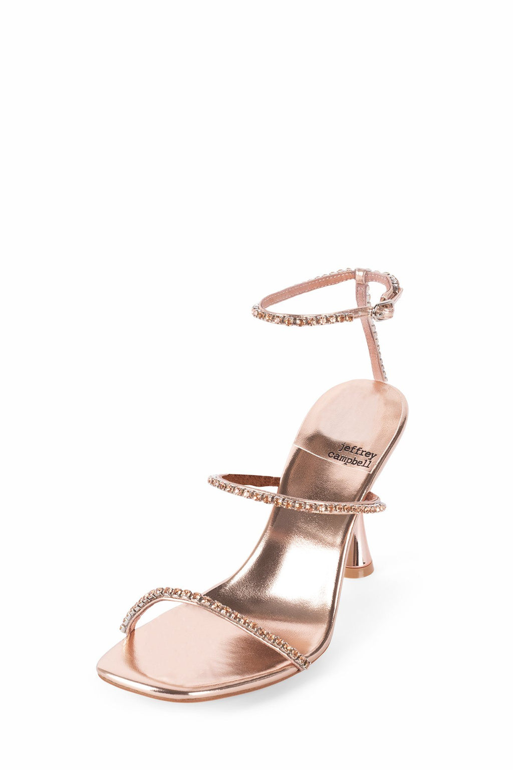 DEMONICA Heeled Sandal ST