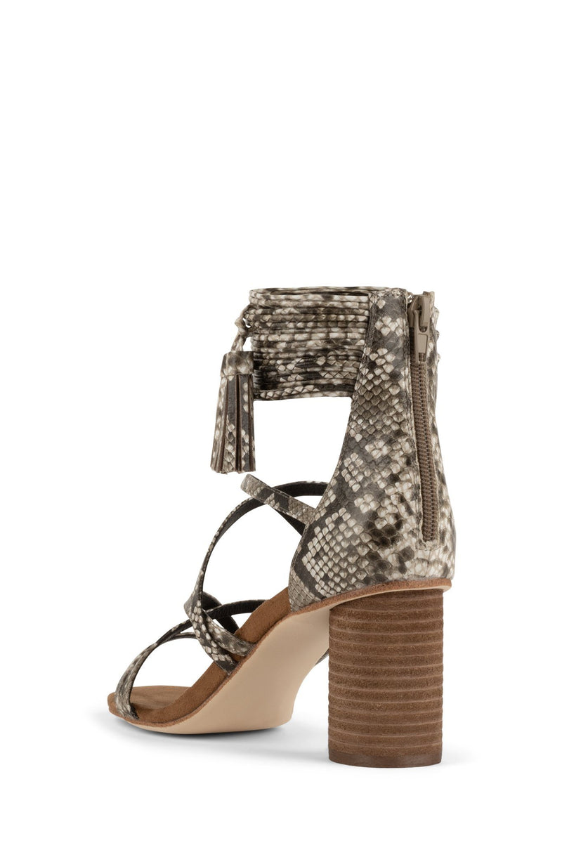 DESPINA Heeled Sandal Jeffrey Campbell