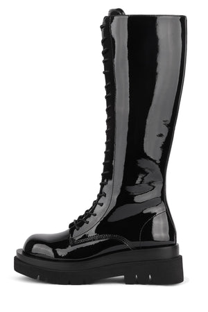 DIABOL Knee-High Boot Jeffrey Campbell Black Box 6