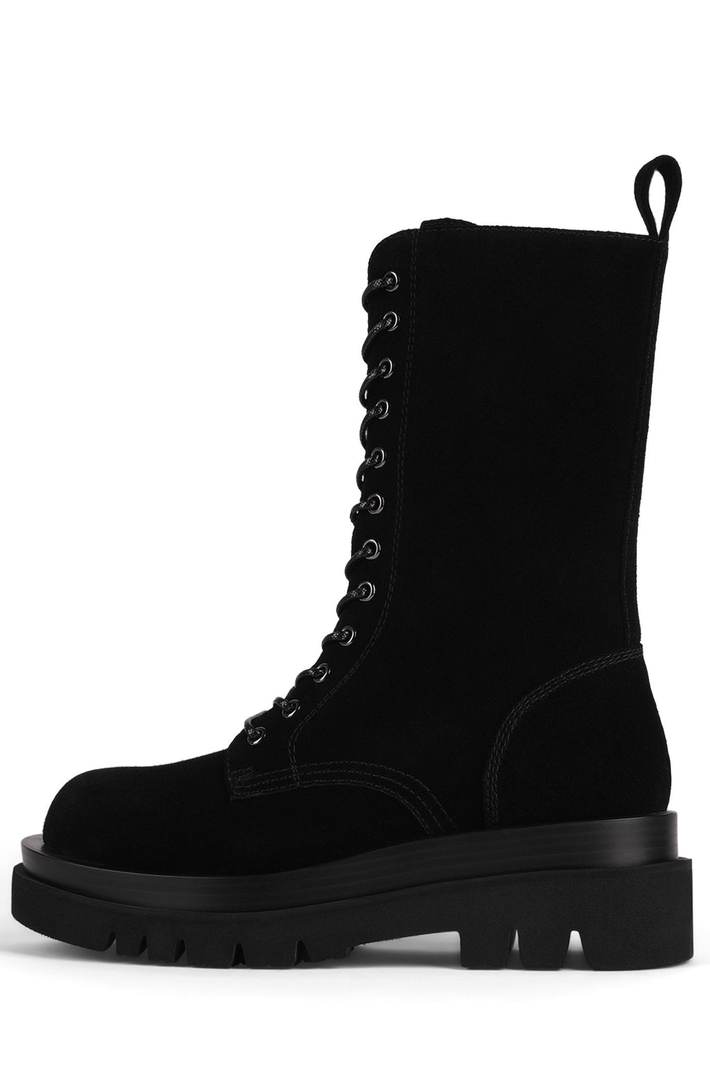 DIABOL-MID Mid-Calf Boot DV Black 6