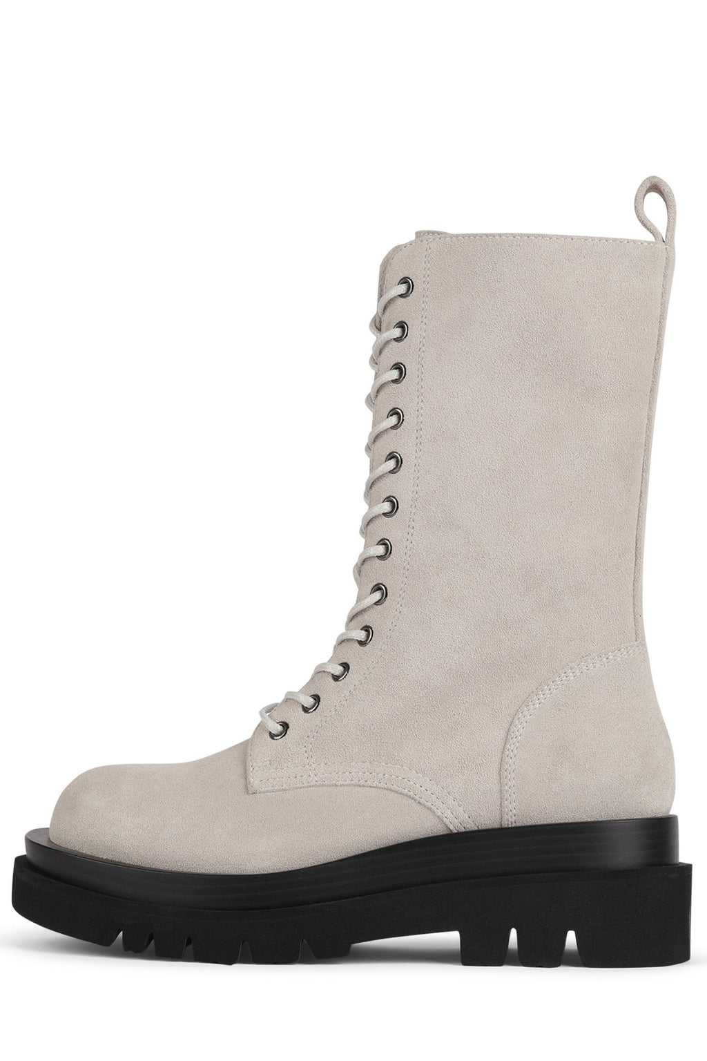 DIABOL-MID Mid-Calf Boot DV White 6