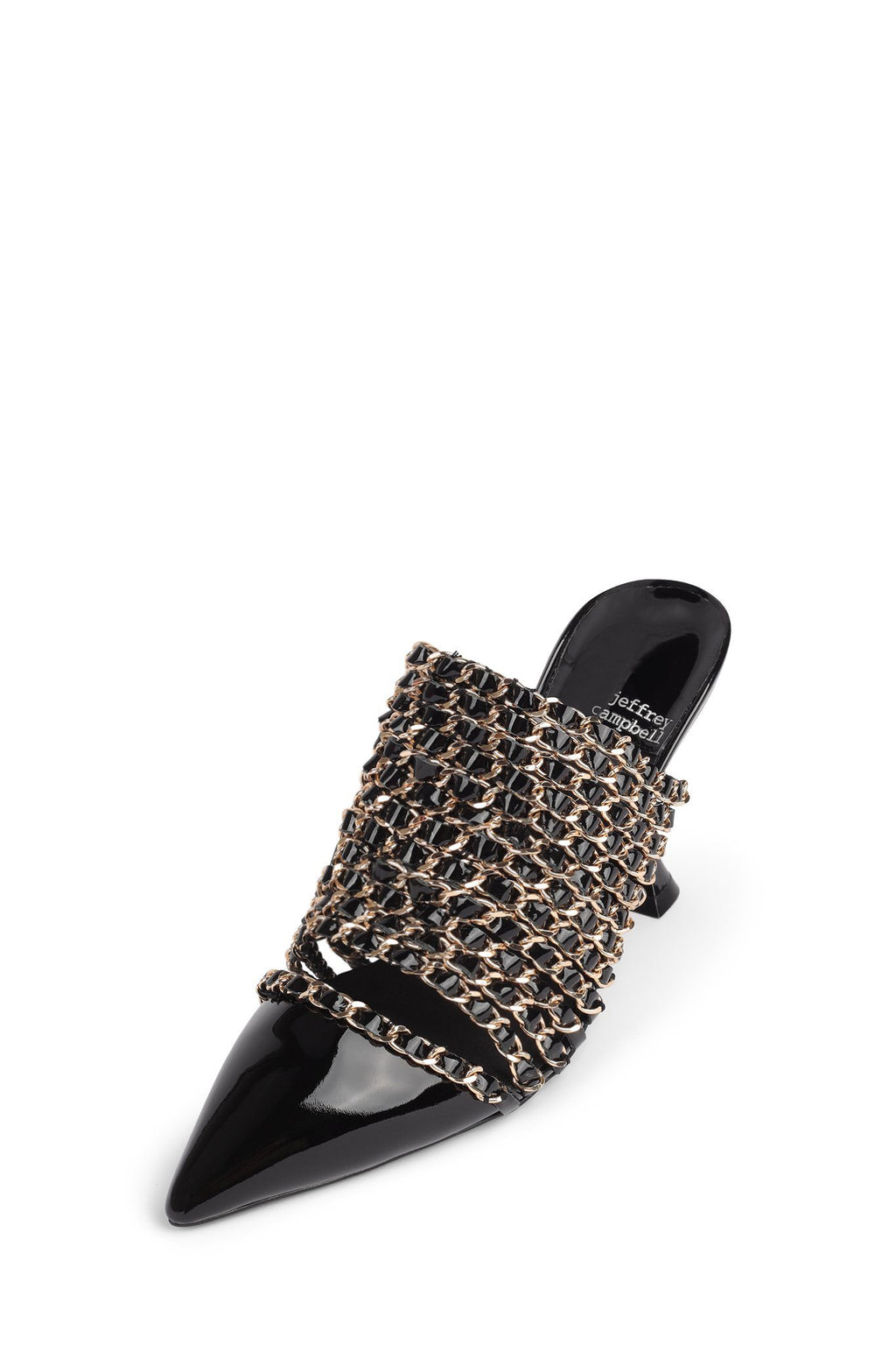 DISORDER Heeled Mule Jeffrey Campbell