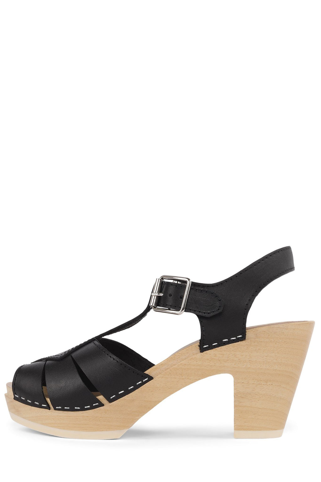 DONOSTIA Heeled Sandal Jeffrey Campbell Black 35