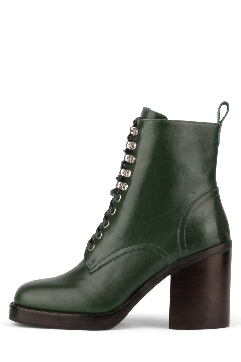 DOTTI Heeled Boot YYH Dark Green 6