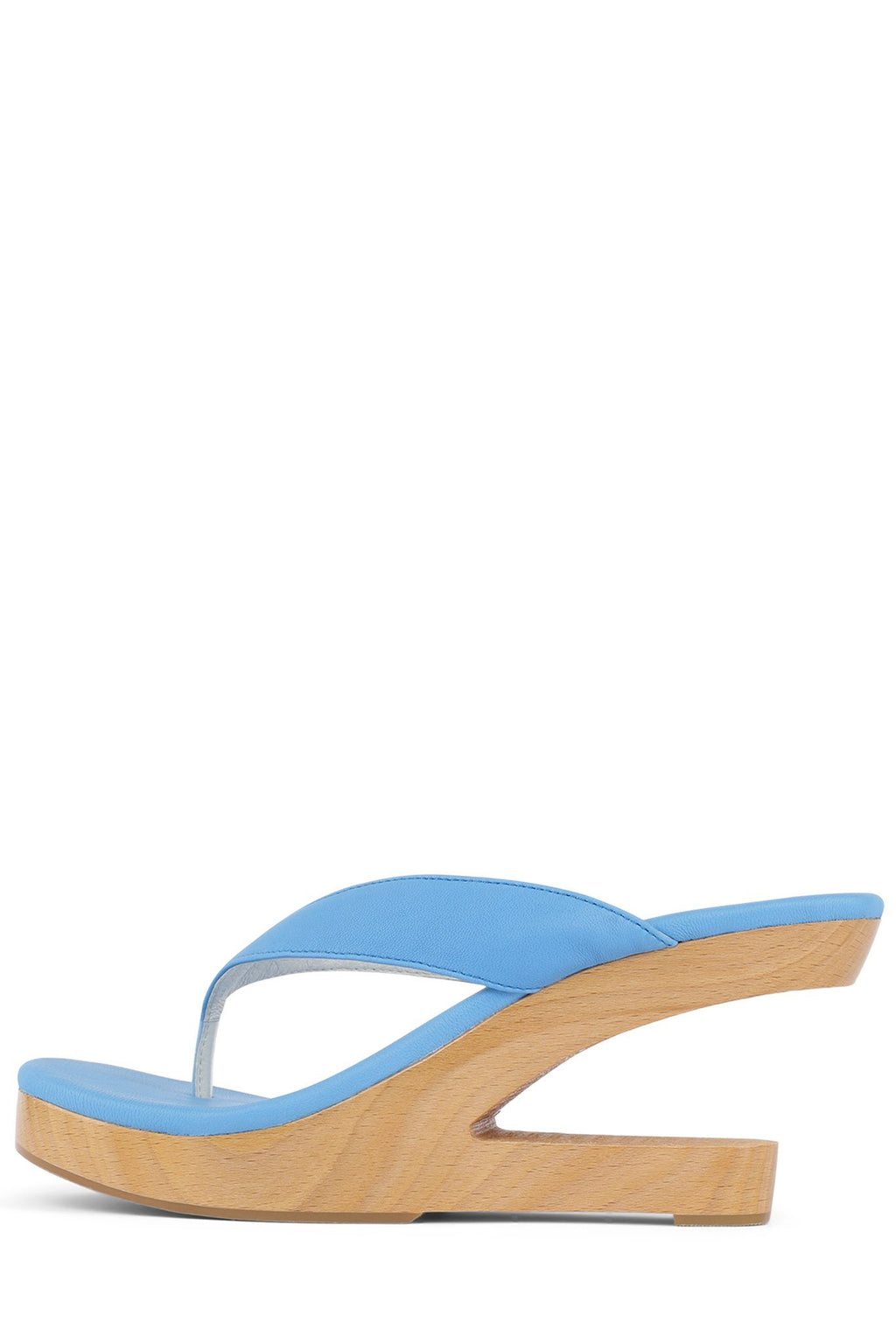 DREAMIN Wedge Sandal HS Blue 6