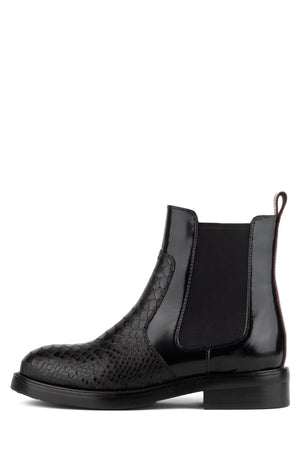 EDMOND Boot YYH Black Snake Multi 6