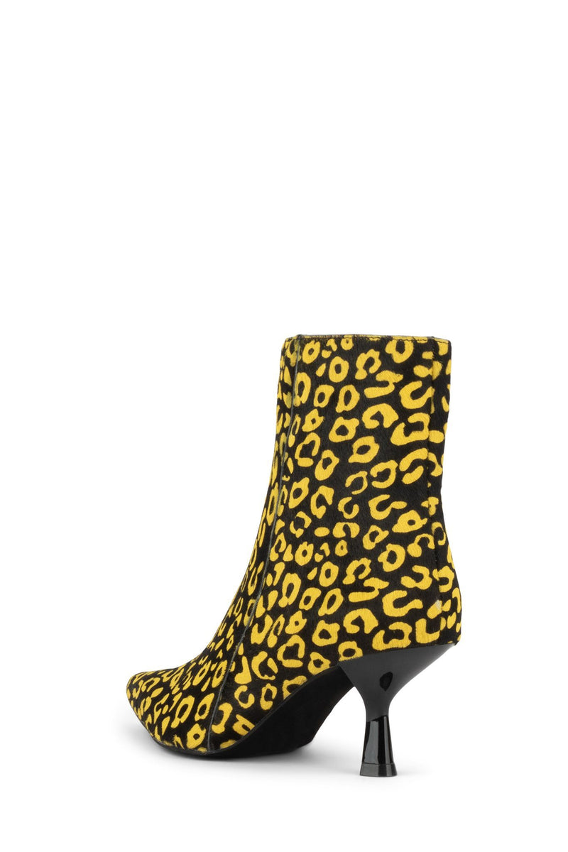 EGNYTE-F Heeled Bootie YYH