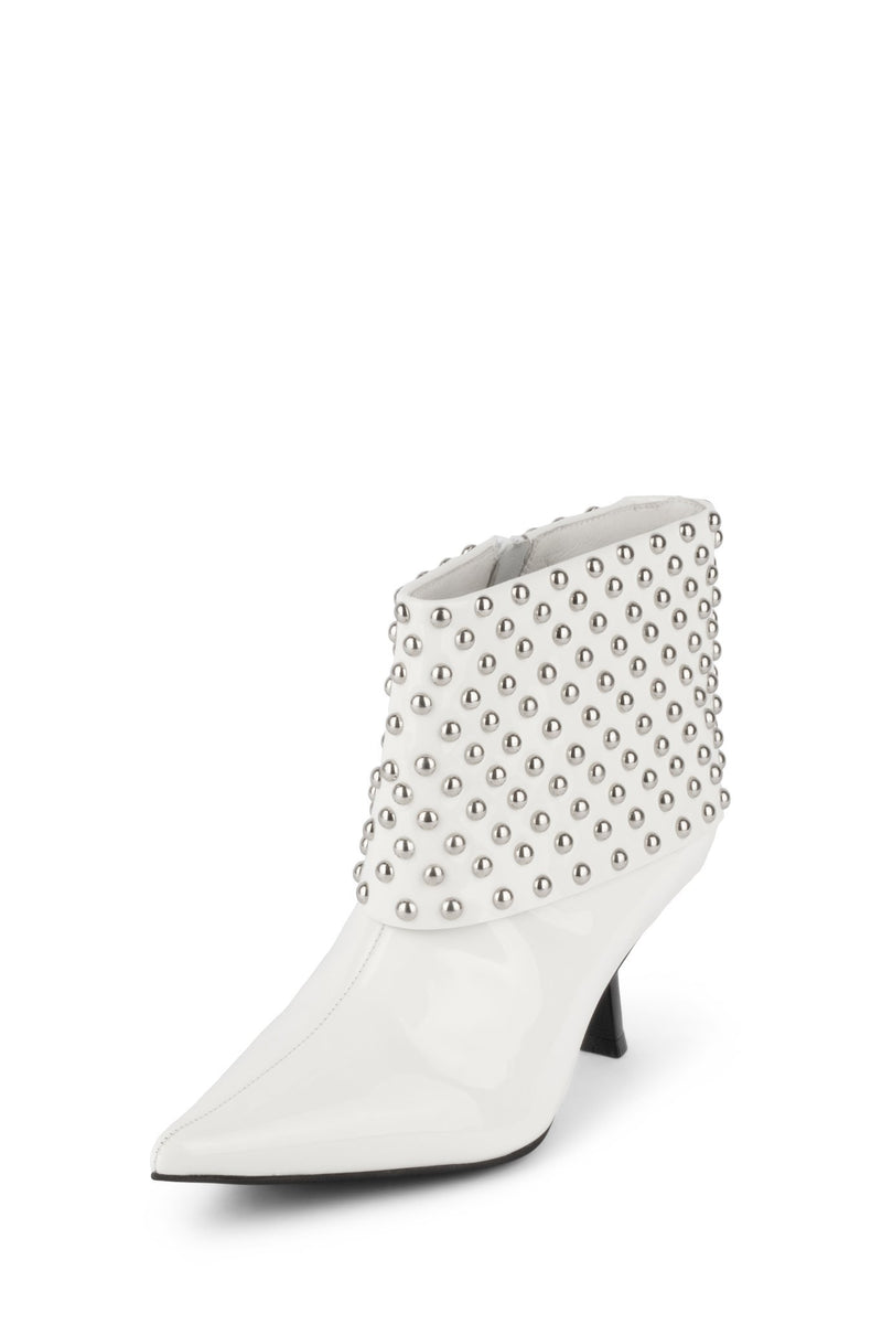 EGNYTE-SC Heeled Bootie YYH