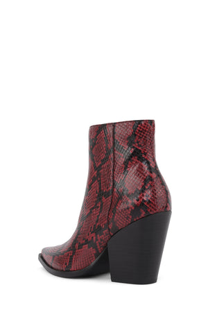 ELEVATED Bootie Jeffrey Campbell