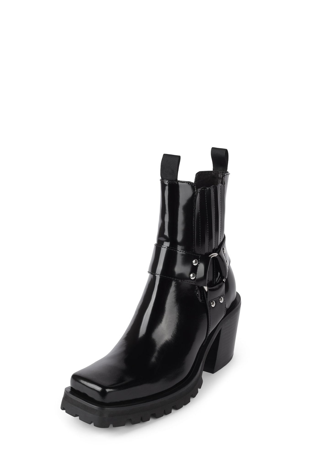 ELKINS-BK Heeled Boot Jeffrey Campbell