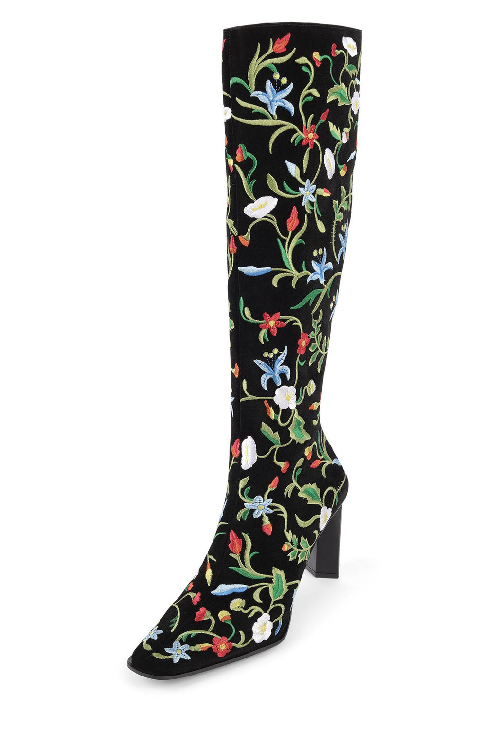 ELODIE-EMB Knee-High Boot Jeffrey Campbell