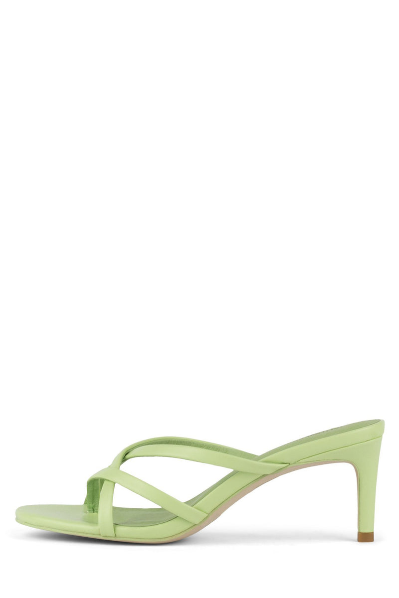 FICELLE Heeled Sandal ST Mint 6