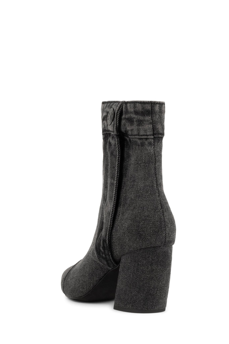 FINITE-JN Heeled Boot ST