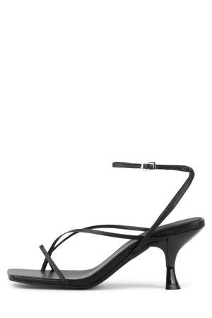 FLUXX Heeled Sandal Jeffrey Campbell Black 6