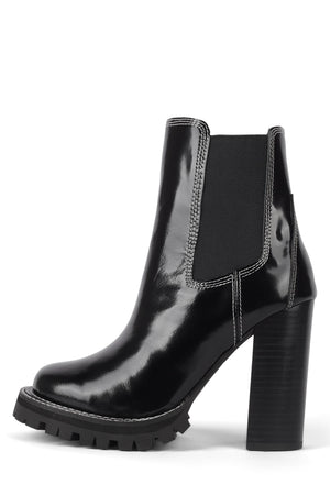 FOLK Heeled Boot HS Black Box 6