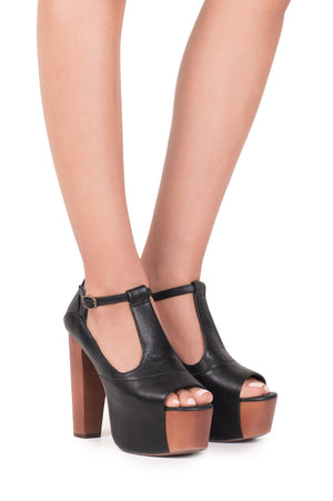 FOXY-WOOD - Jeffrey Campbell