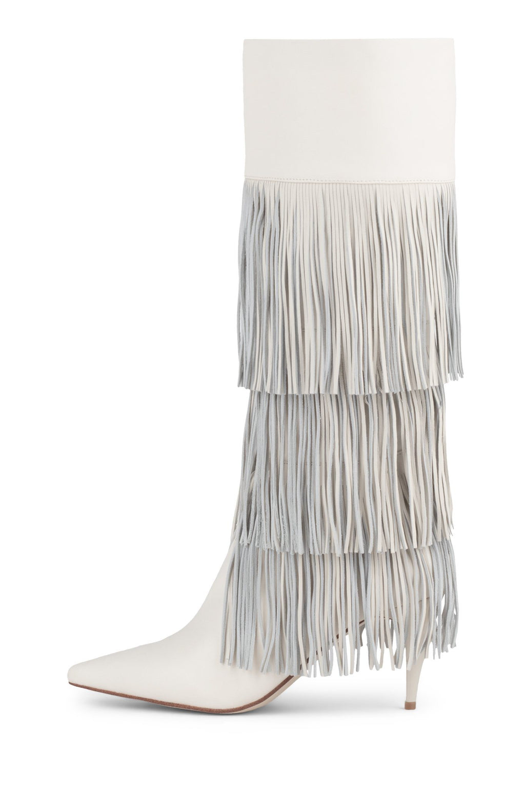 FROLIK Knee-High Boot YYH Ivory 6