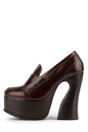 GARGOYLE Platform Pump HS Brown 6