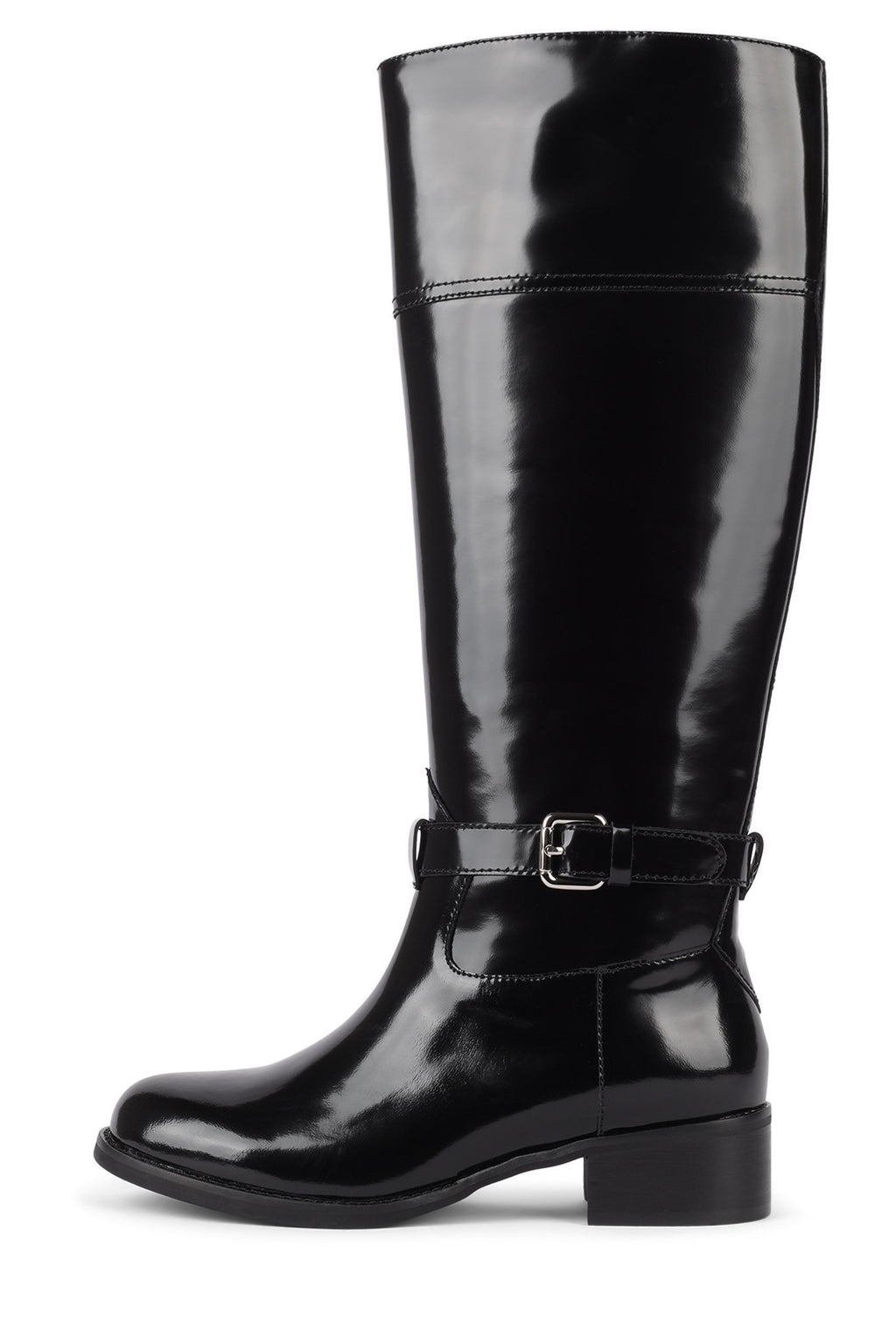GLAMPING Knee-High Boot Jeffrey Campbell Black Box 6