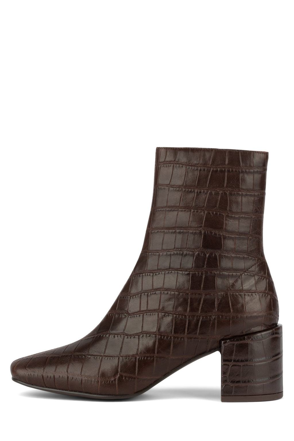 GODARD-NB Bootie YYH Brown Croco 6