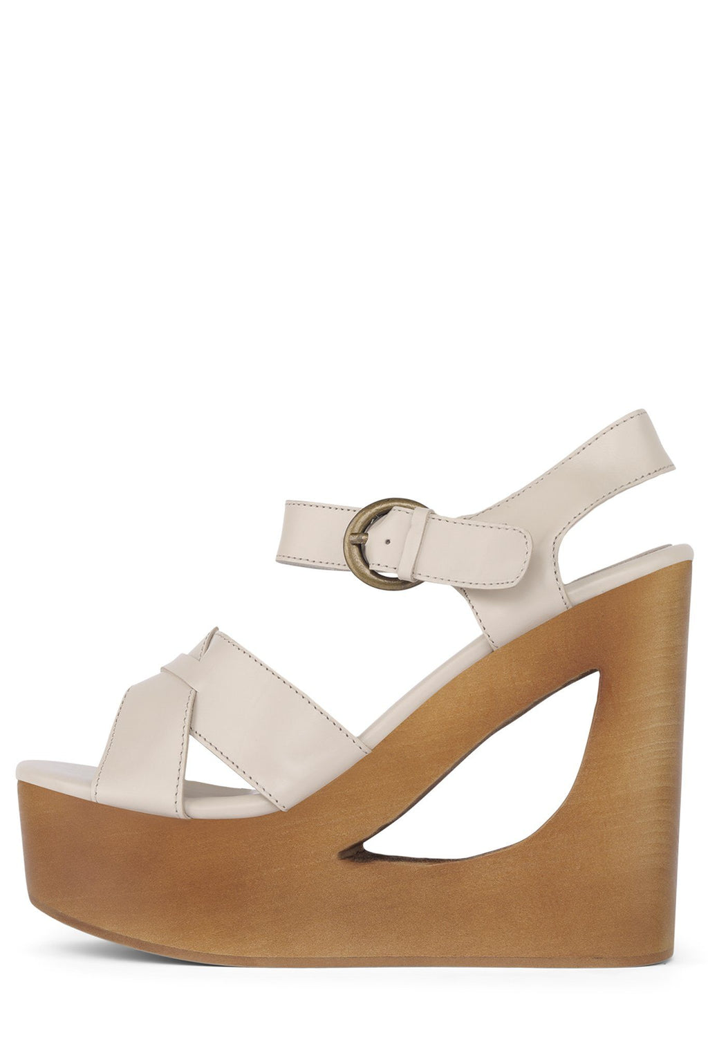 HENDRIXX Wedge Sandal HS Natural 6