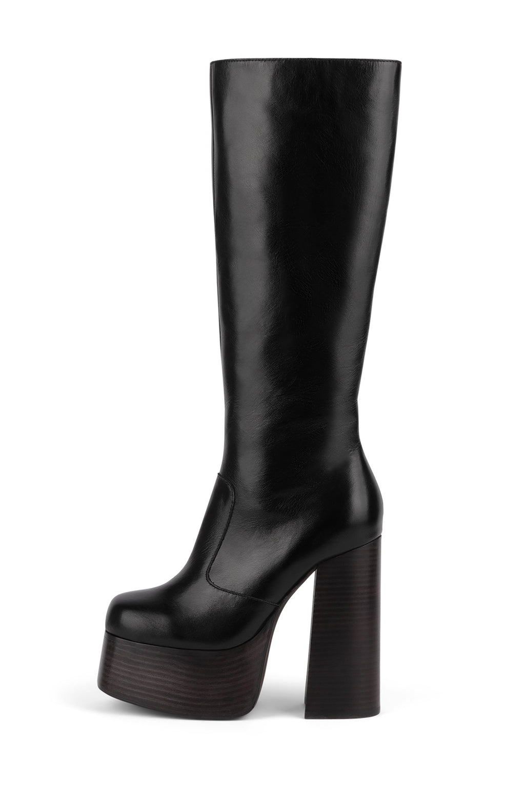 HEY-JOE Knee-High Boot HS Black 6