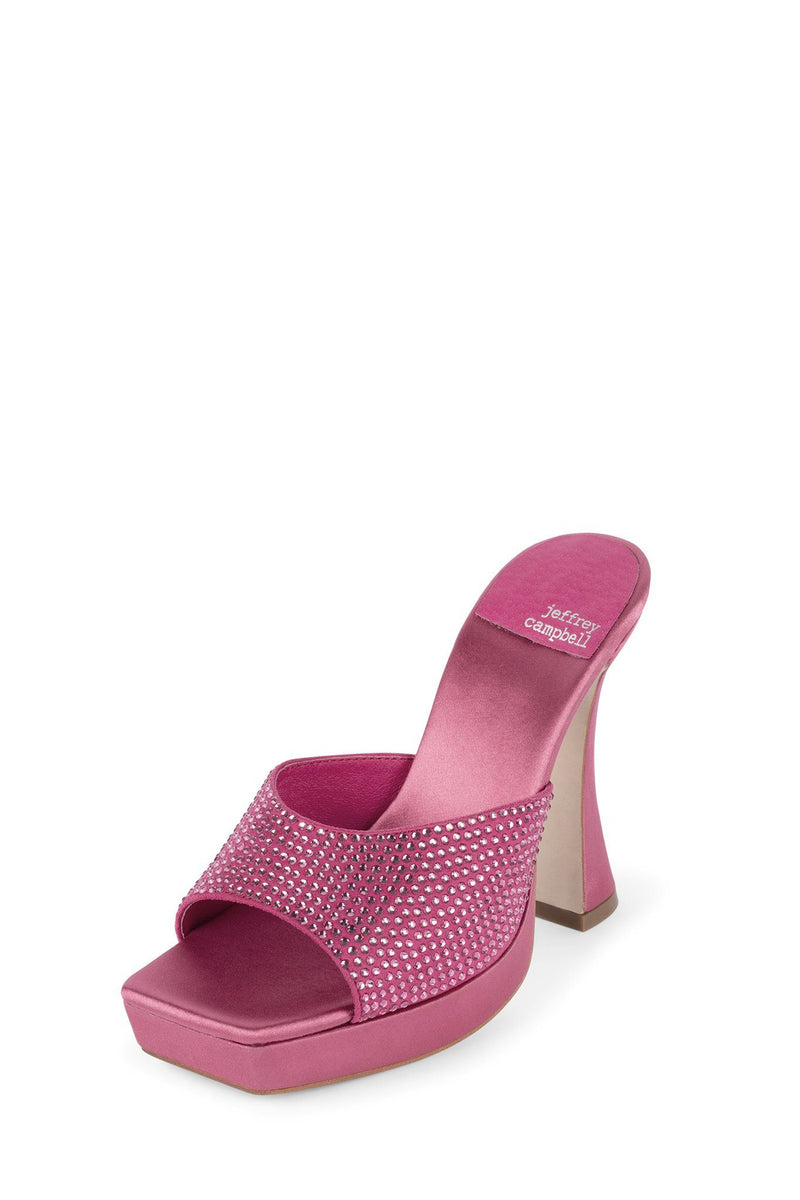 HOLLYWOODJ Heeled Mule Jeffrey Campbell