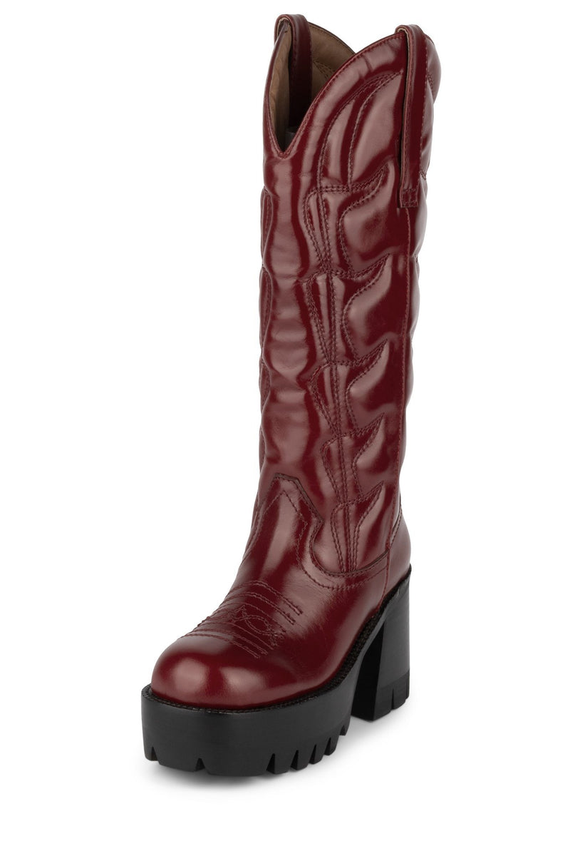 HONKY-TONK Knee-High Boot Jeffrey Campbell