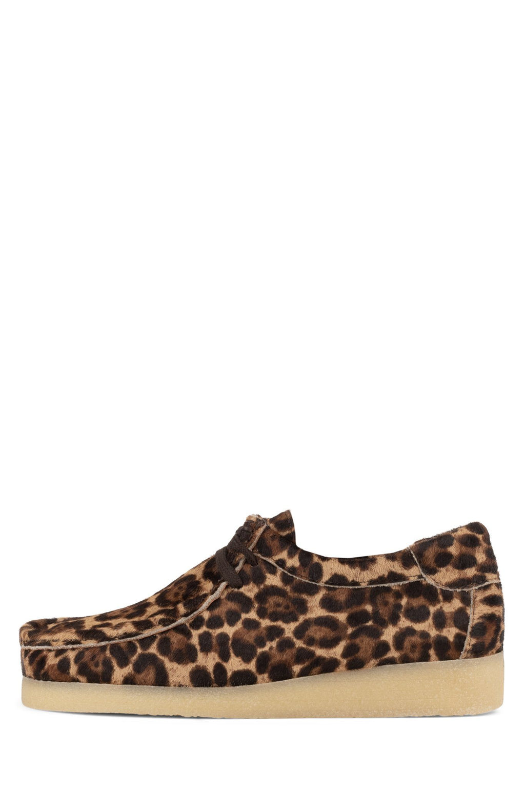 HUSKY-F Bootie Jeffrey Campbell Tan Cheetah 34
