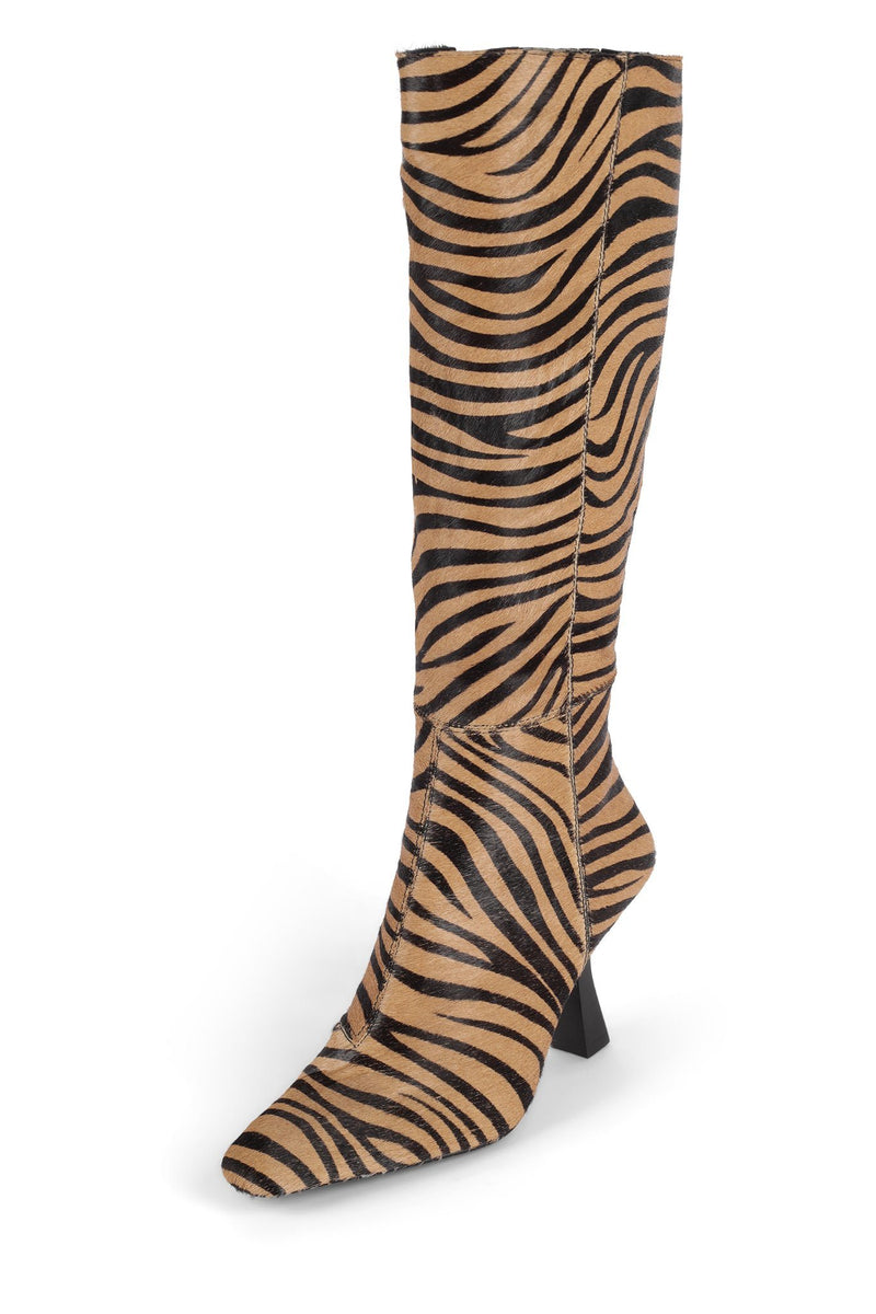 HUXTABLE-F Knee-High Boot Jeffrey Campbell