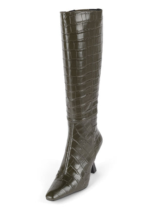 HUXTABLE Knee-High Boot Jeffrey Campbell