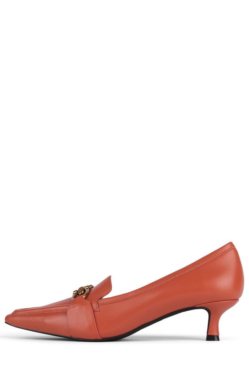 HYSTERIC Pump Jeffrey Campbell Orange 6