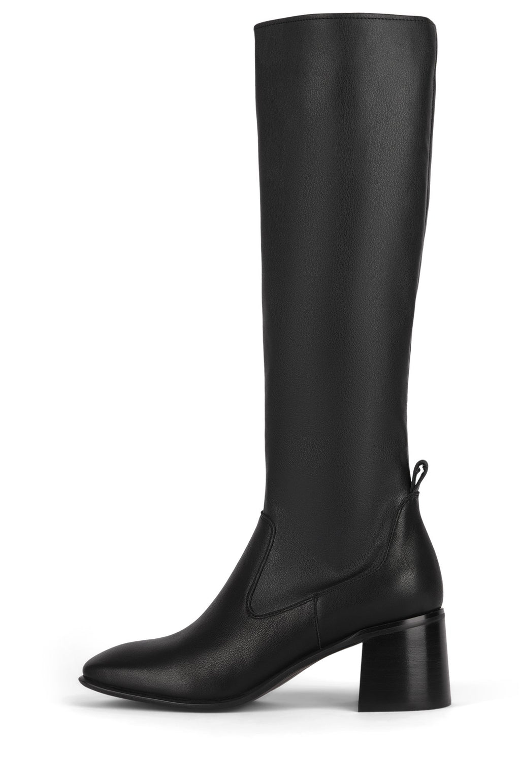 JEREM-KH Knee-High Boot Jeffrey Campbell Black 6