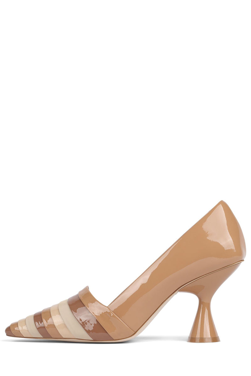 LAYUNDER-2 STRATEGY Nude Patent Multi 6