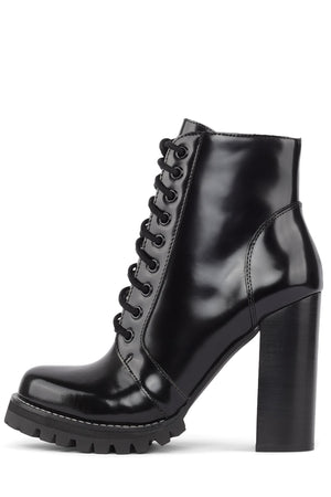 LEGION Heeled Bootie HS Black Box 5