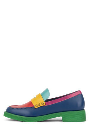LENNA Loafer RB Bright Multi 6