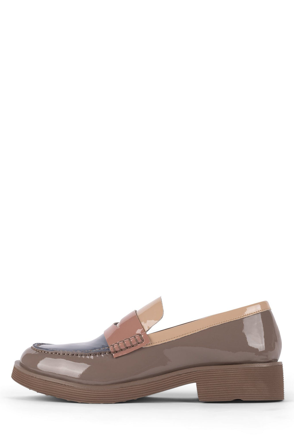LENNA YYH Taupe Patent Multi 6