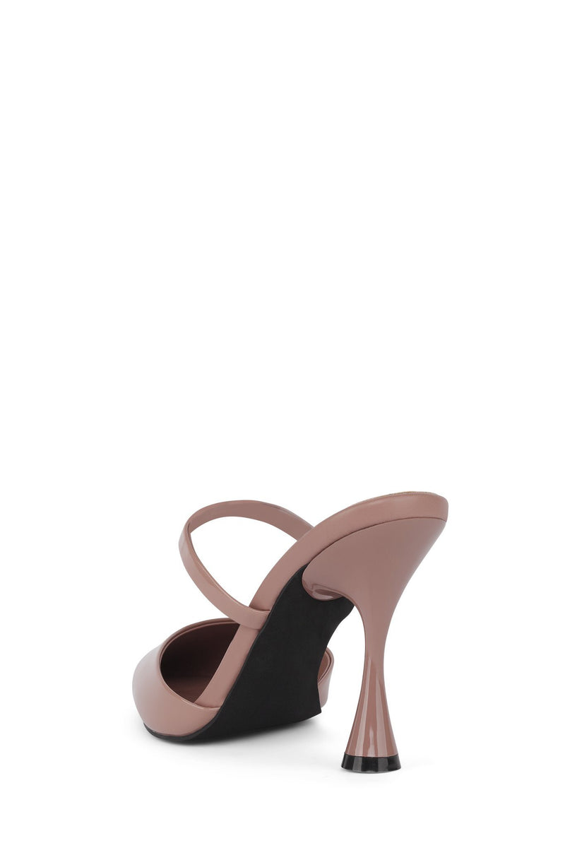 LILLIANA Heeled Mule Jeffrey Campbell
