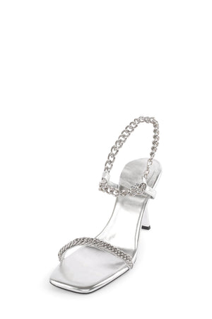 LOYAL-CHN Heeled Sandal ST