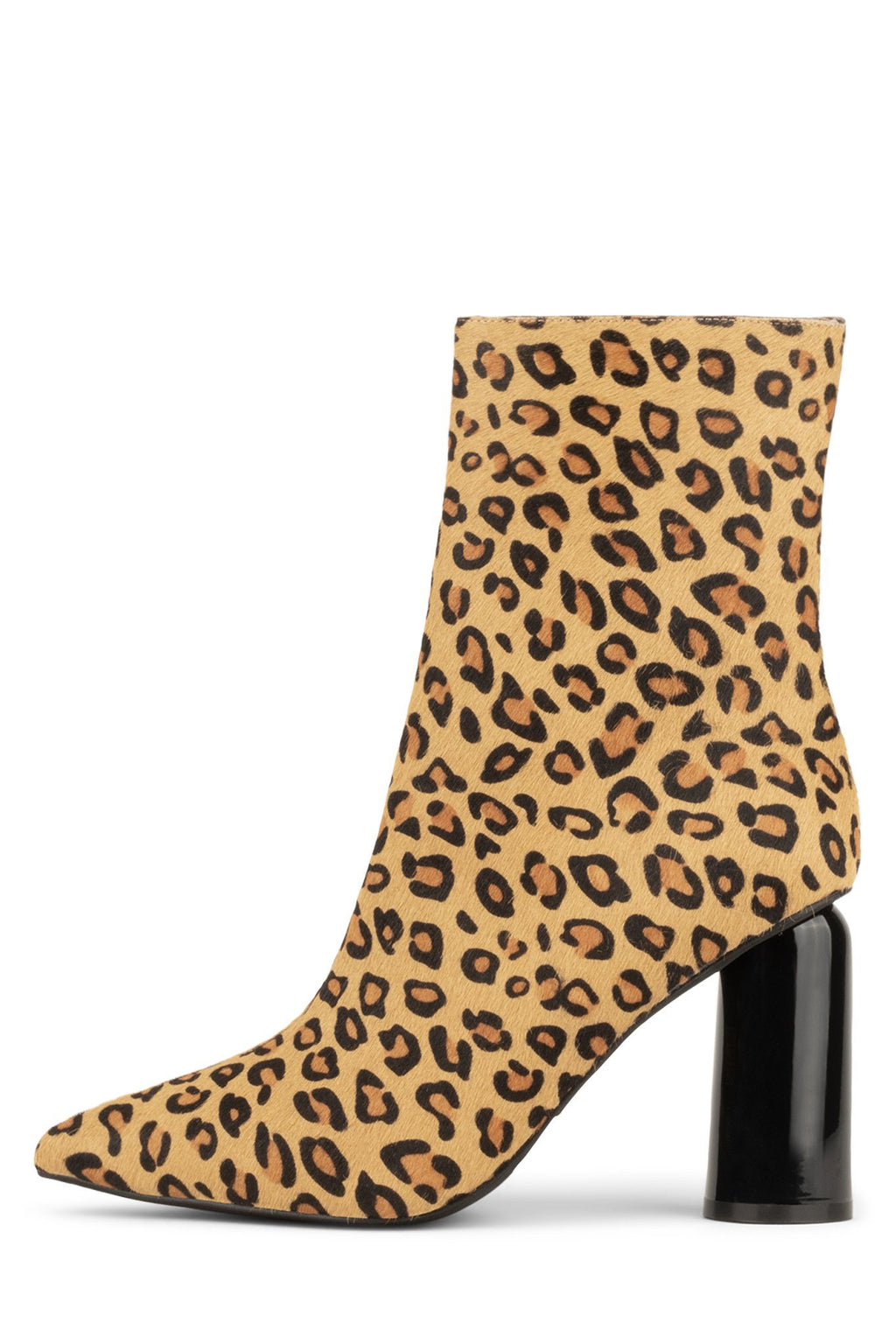 LUSTFUL-F Heeled Boot ST Tan Cheetah 6