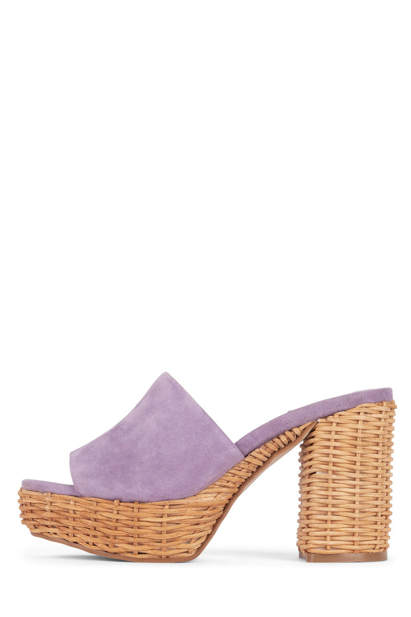 MAGDA-WKR HS Lilac Suede 5