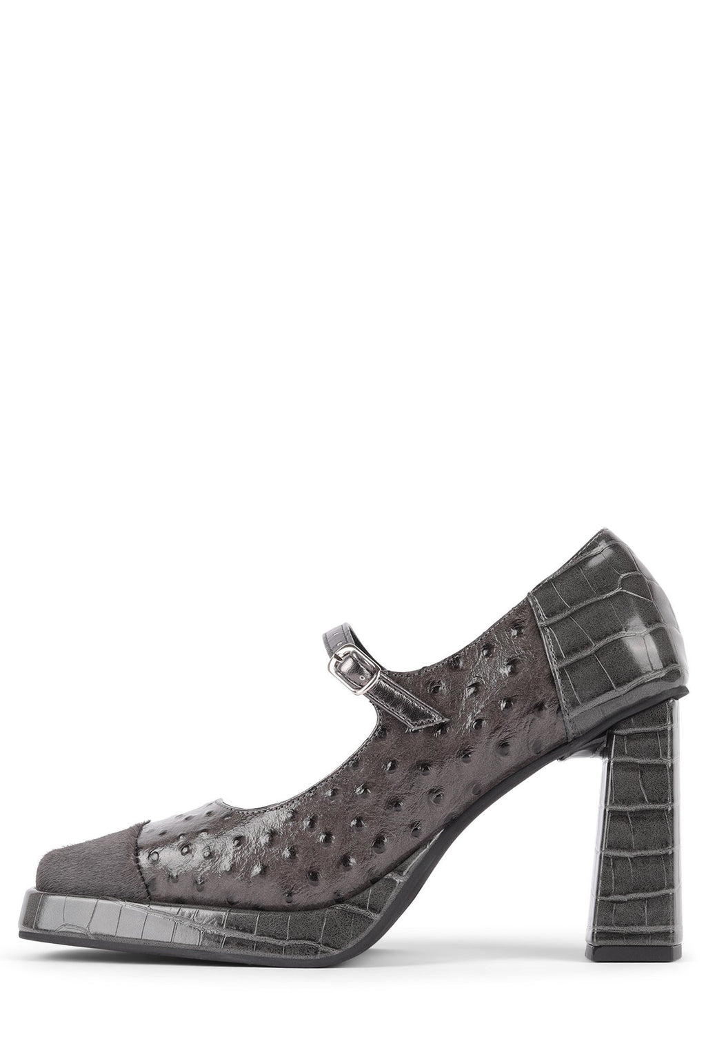 MAGNUS-2CB Jeffrey Campbell Grey Exotic Multi 6
