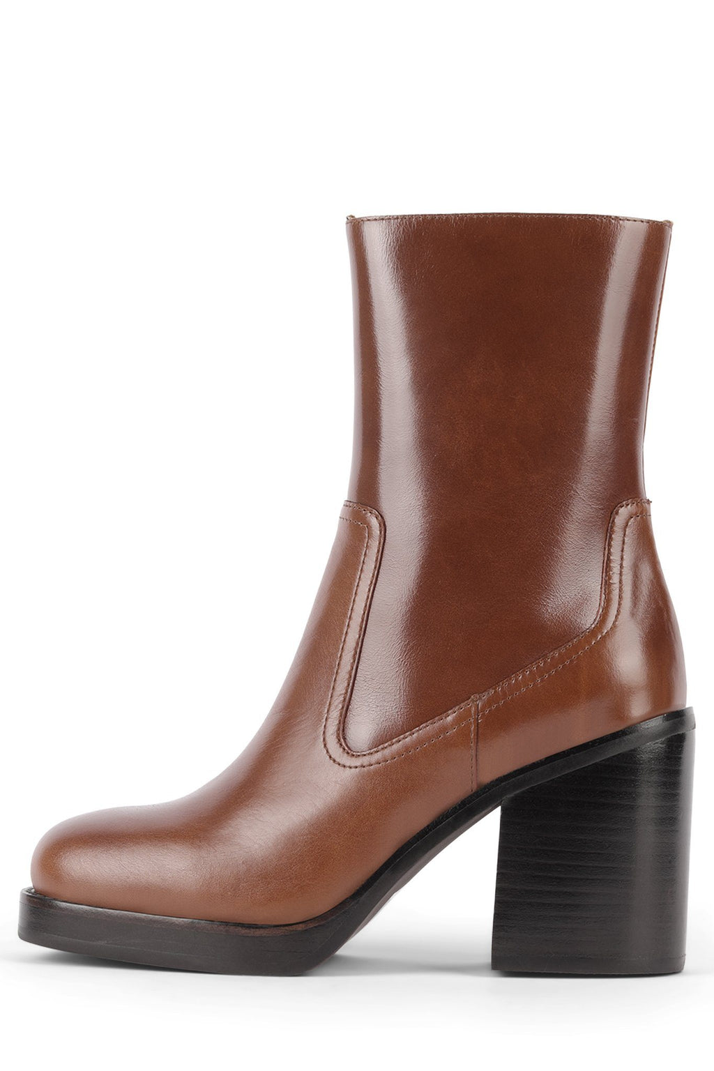 MAXEN-2 Mid-Calf Boot Jeffrey Campbell Tan 6