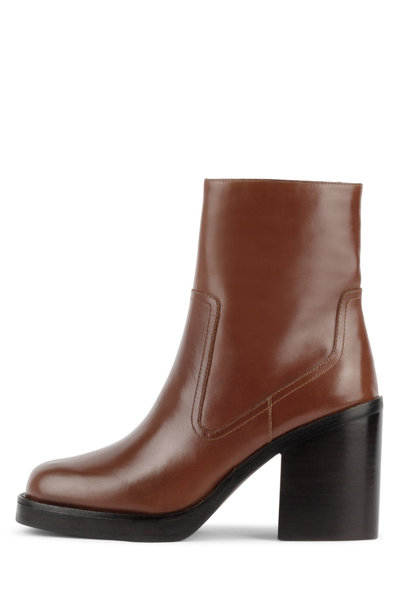 MAXEN Heeled Boot YYH Tan 6