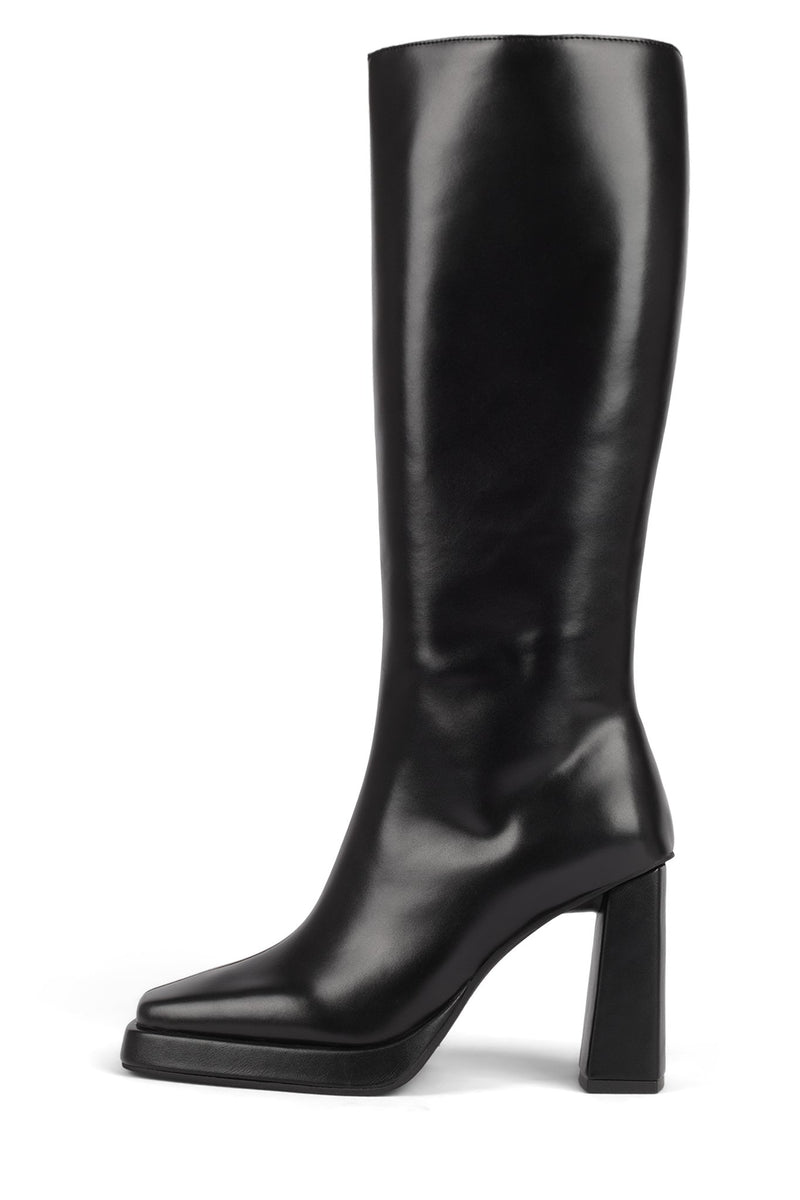 MAXIMAL Knee-High Boot YYH Black 6